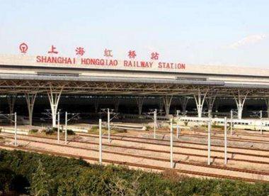 中大空调合作项目之京沪高铁上海