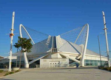 中大空调合作项目之雅典奥运会主