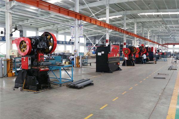 中大空调生产设备